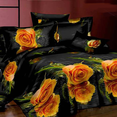 Комплект постельного белья  «Розовое отражение»