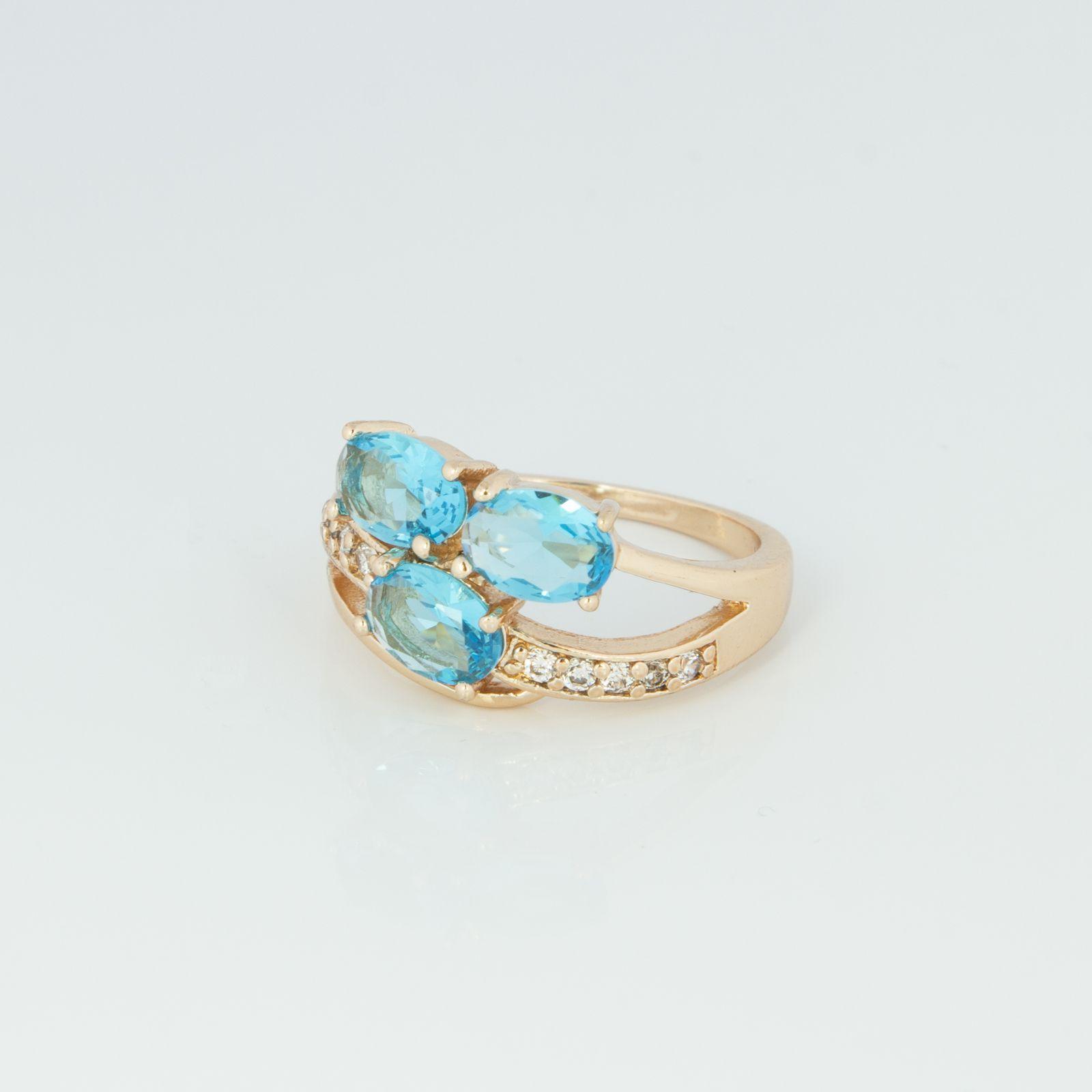 Кольцо «Голубая мечта»