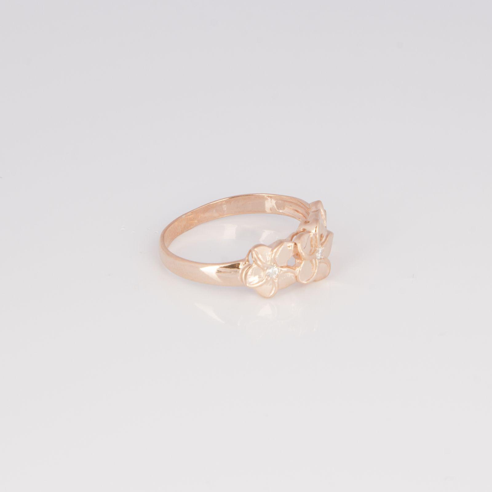Кольцо «Цветы Парижа»