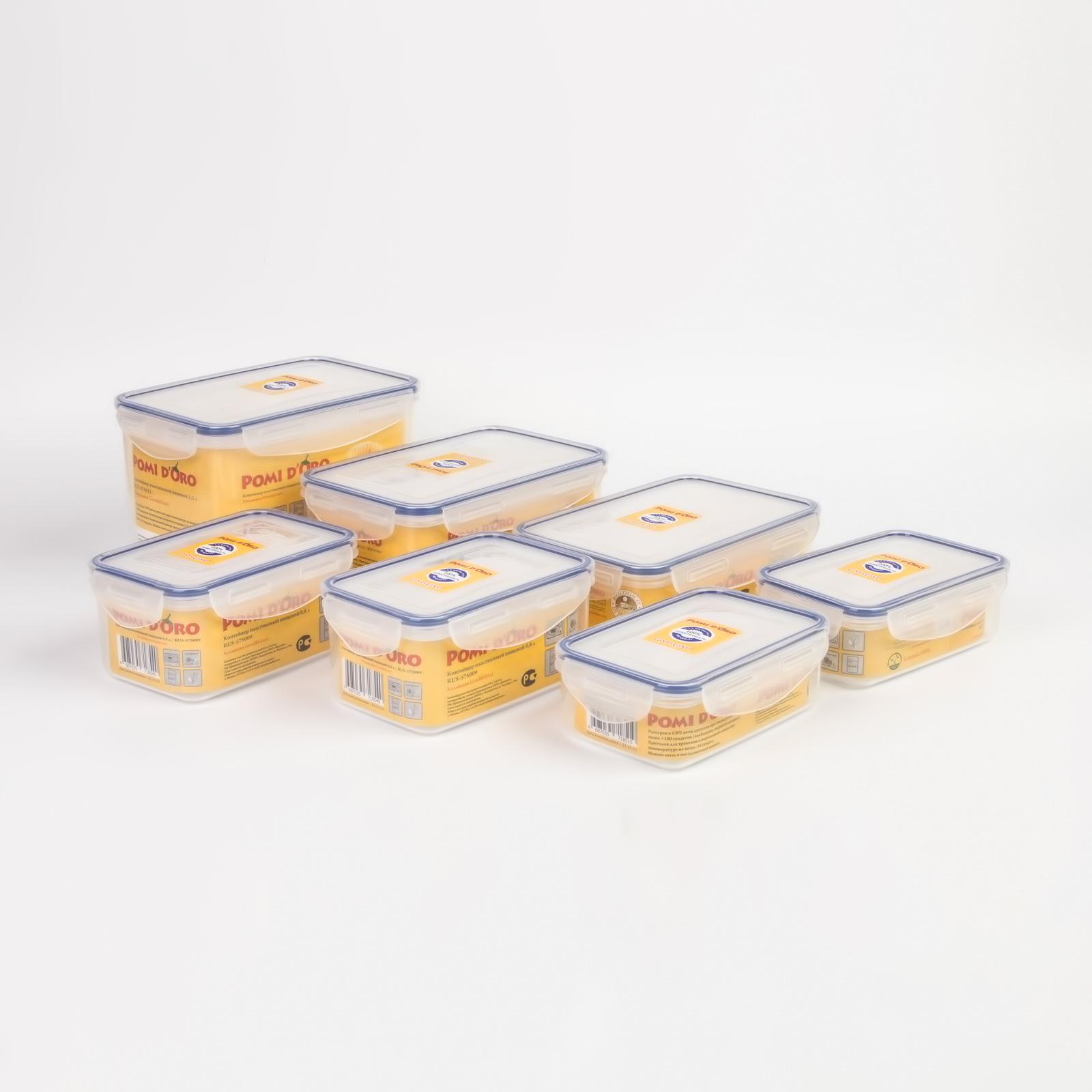 Чудо-набор пищевых контейнеров