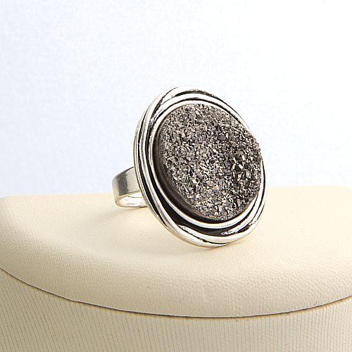 Кольцо «Звездный бархат»