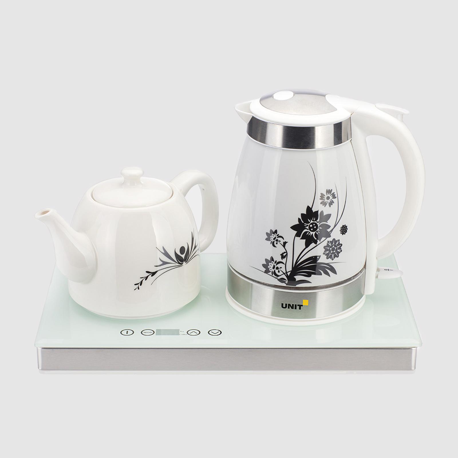 Керамический набор для приготовления чая «Идеальная пара»