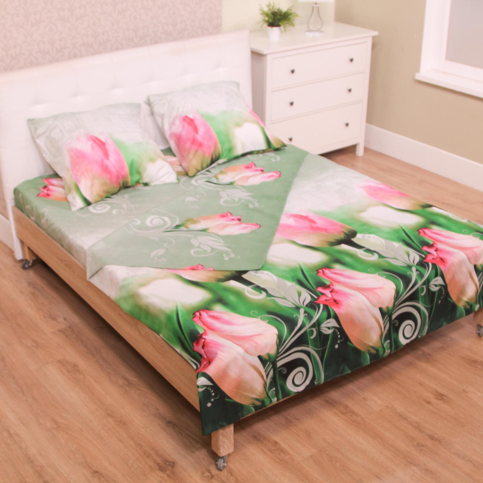 Комплект постельного белья «Летний аромат»