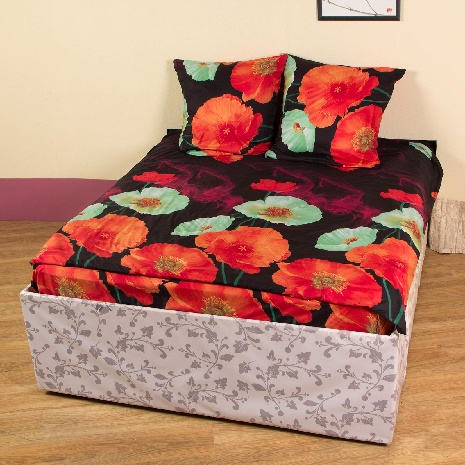 Комплект постельного белья «Королевский цветок»