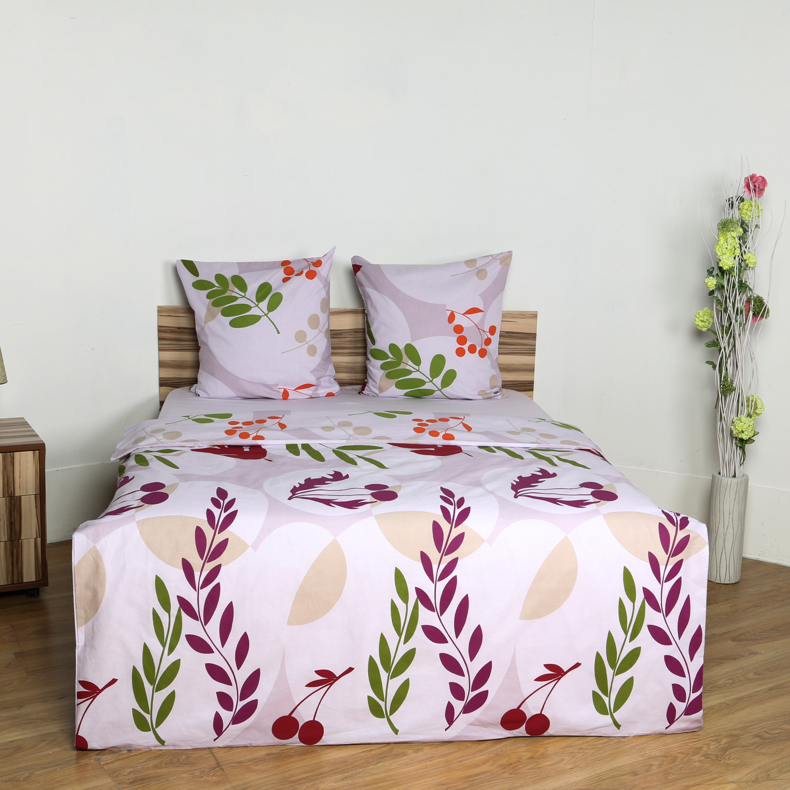Комплект постельного белья «Спелая вишня»