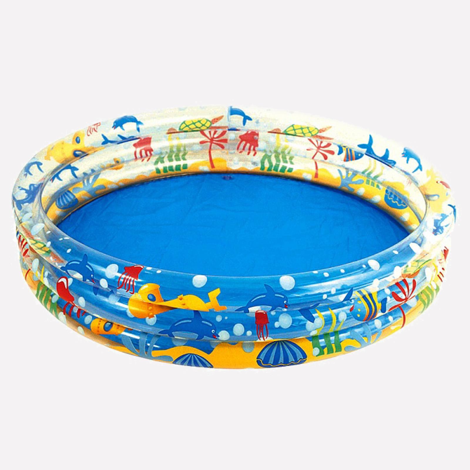 Надувной детский бассейн «Морская идиллия»