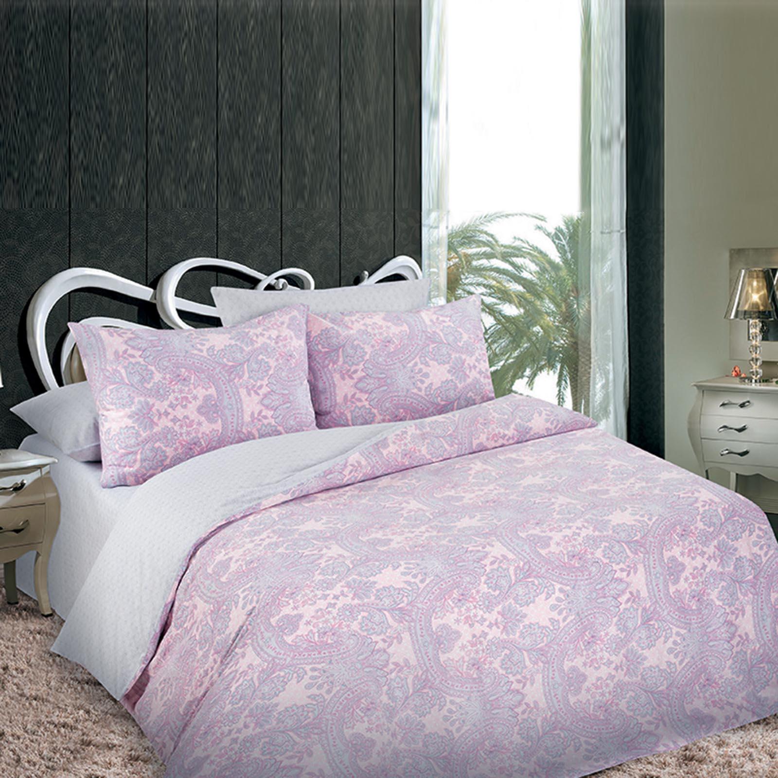 Комплект постельного белья «Зефировый узор»