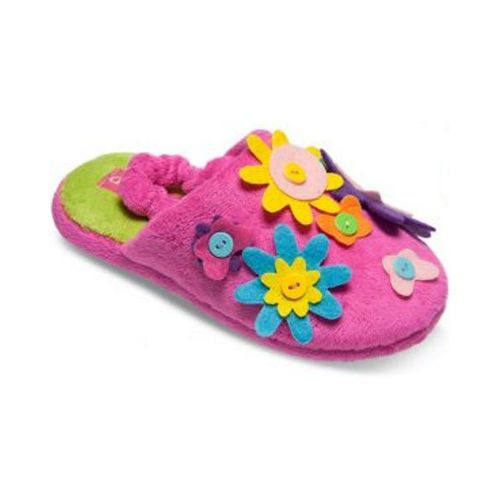Детские тапочки «Цветочная поляна»