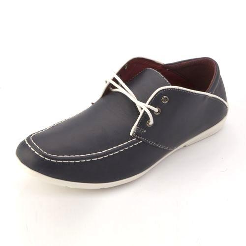 Мужские туфли с прострочкой