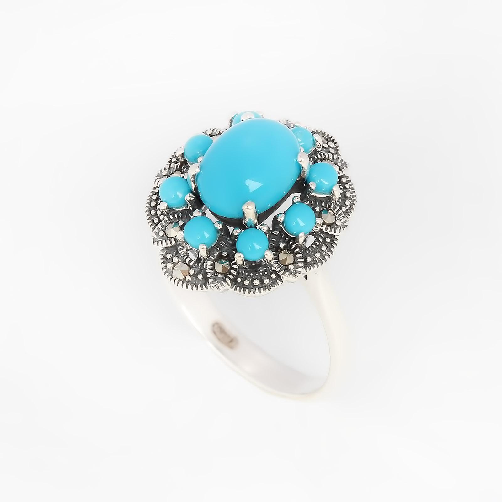Серебряное кольцо «Вечер в Самарканде»