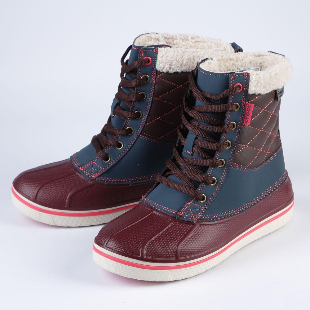 Ботинки женские CROCS Waterproof