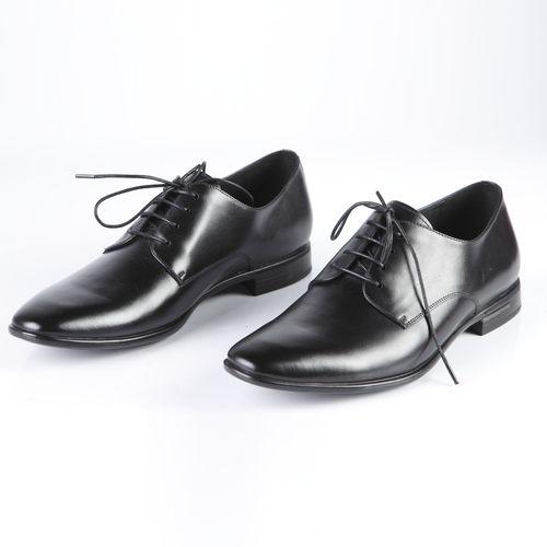 Мужские туфли классические на шнуровке