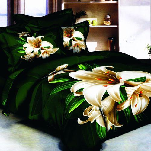Комплект постельного белья «Королевские лилии»