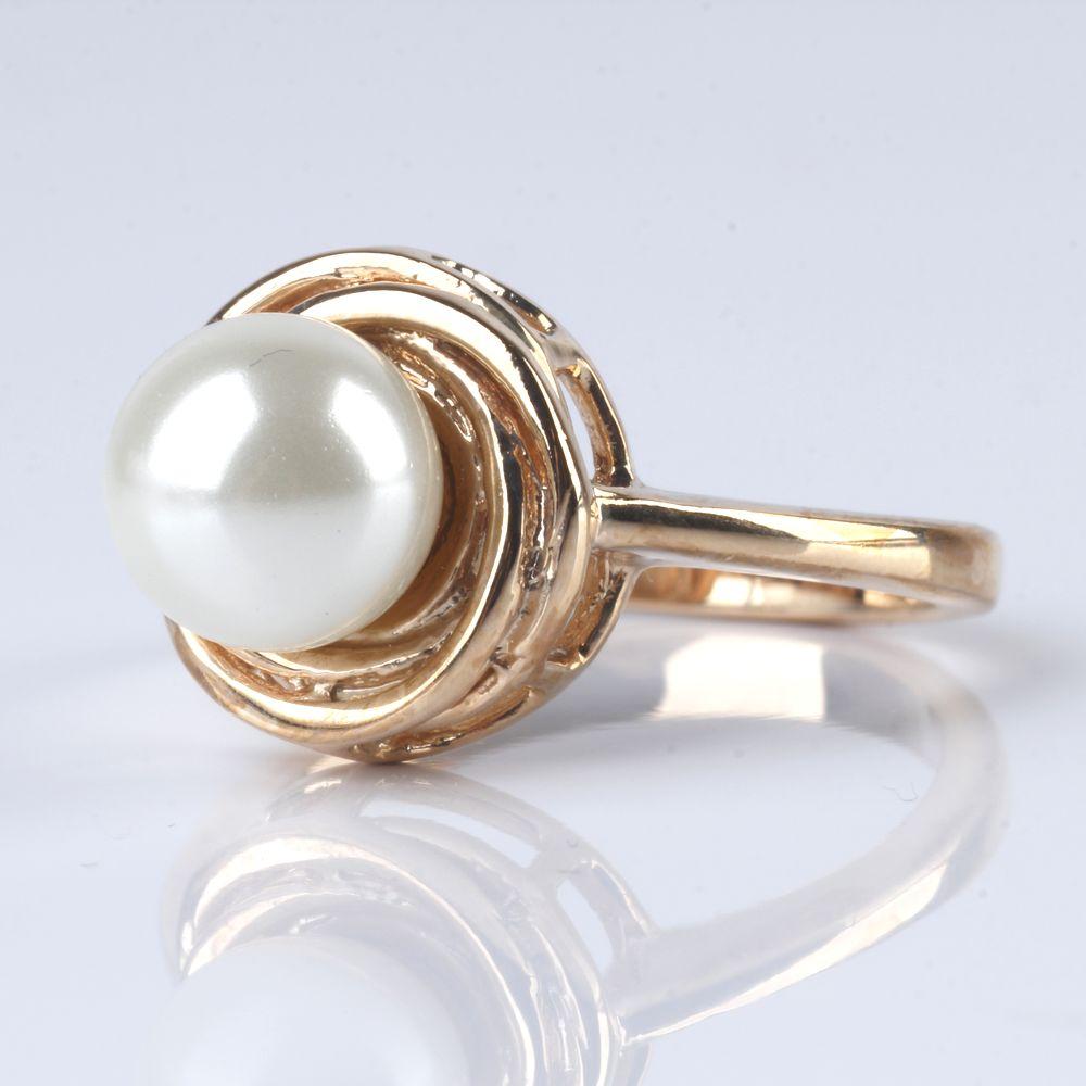 Кольцо «Нежная жемчужина»