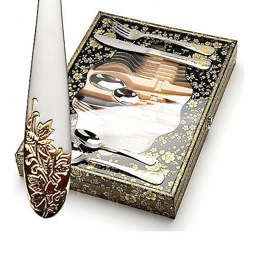 Набор столовых приборов «Листопад»