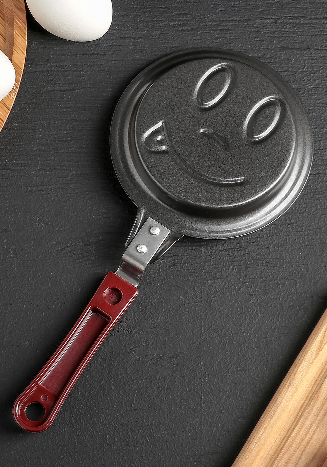 Фото - Набор из 3-х мини-сковородок набор из 3 х мини сковородок