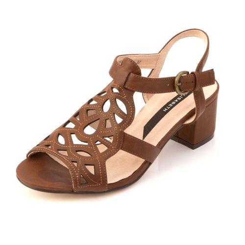 Женские туфли «Венецианский узор»