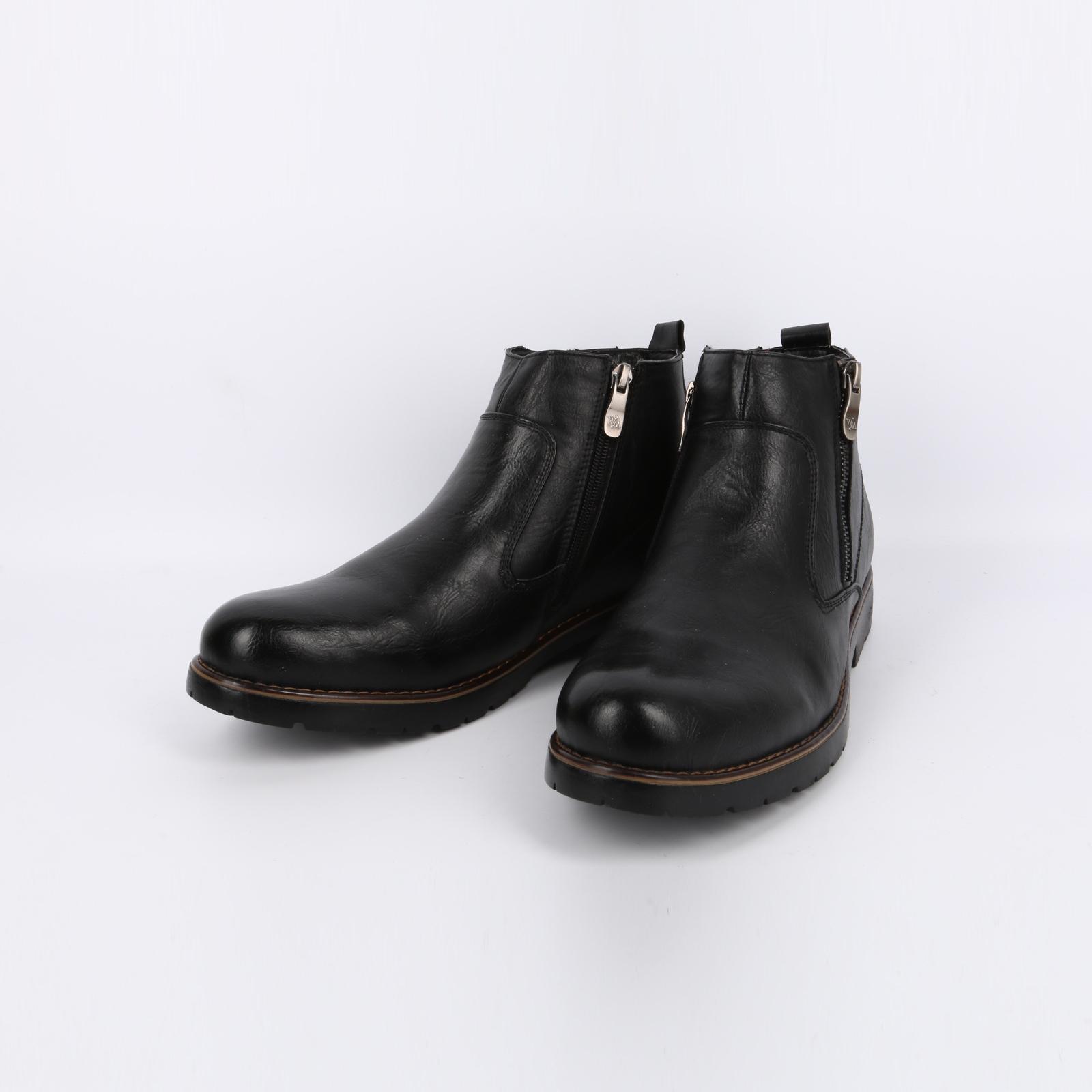 Зимние ботинки мужские высокие