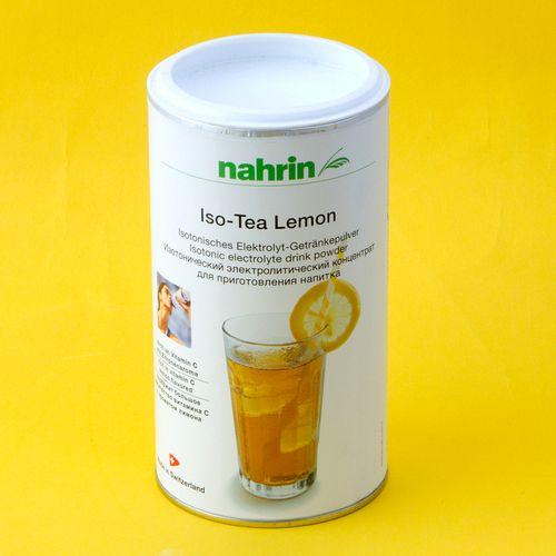 Изотонический чай с лимоном