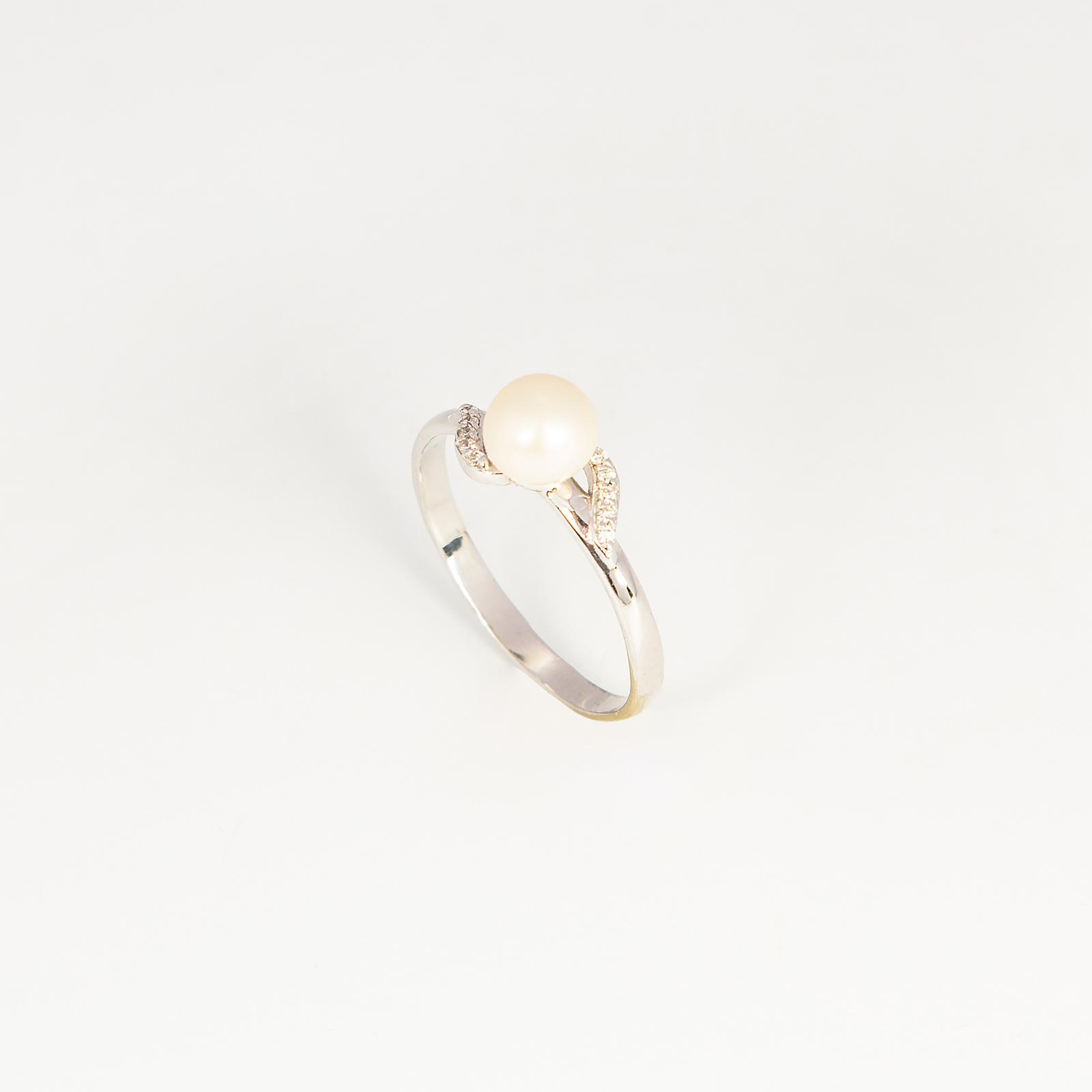 Серебряное кольцо «Принцесса Виктория»