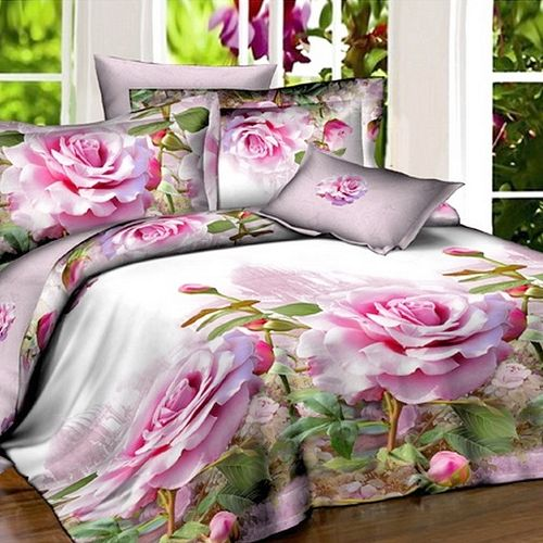 Комплект постельного белья «Розарий»