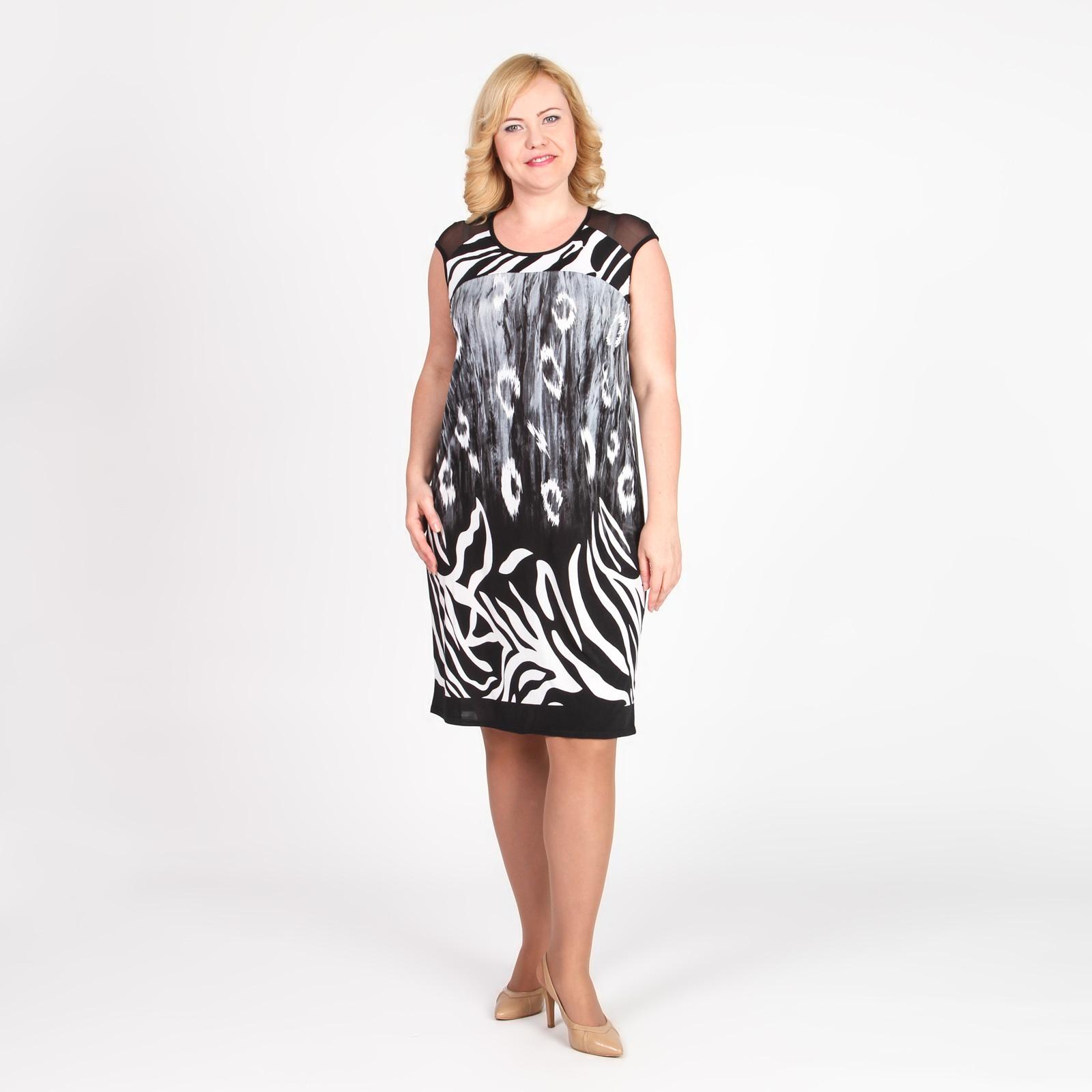 Платье-миди с гипюровыми вставками на рукавах