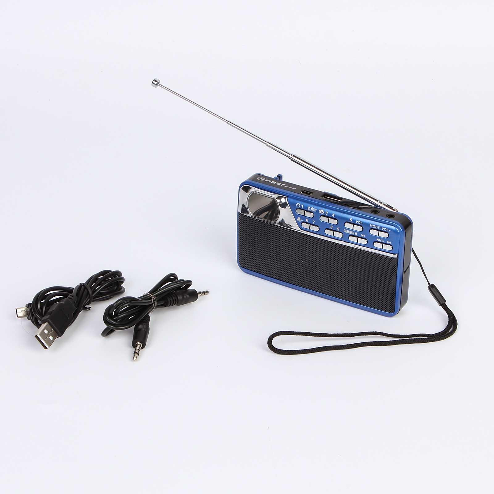 Компактный переносной радиоприемник