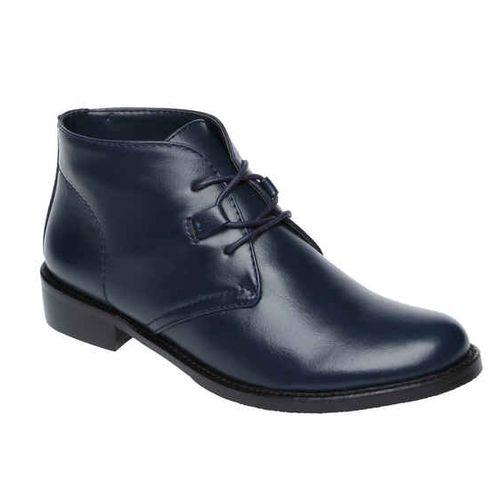 Классические женские ботинки на шнуровке
