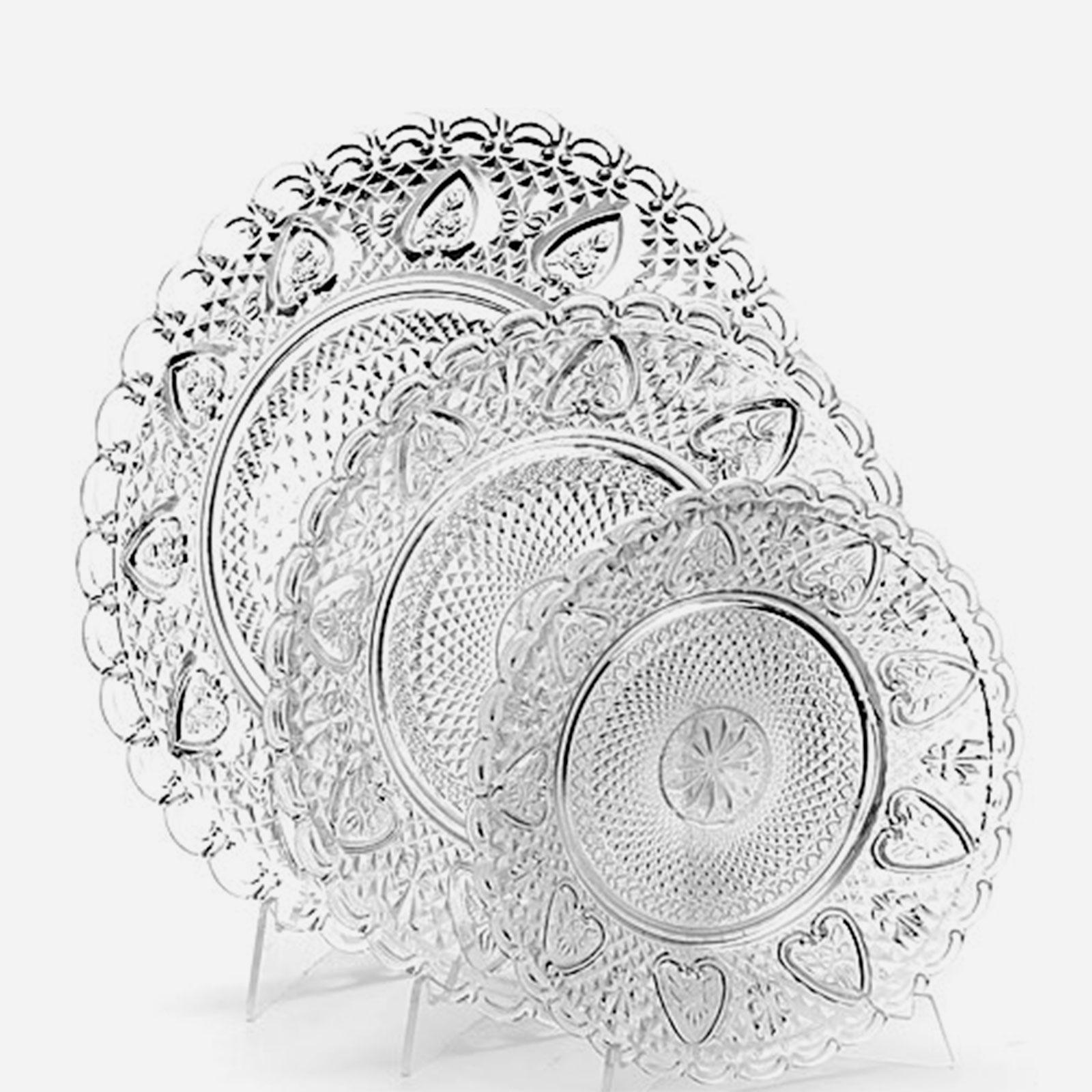 """Набор декоративной посуды """"Люкс"""", 3 предмета"""