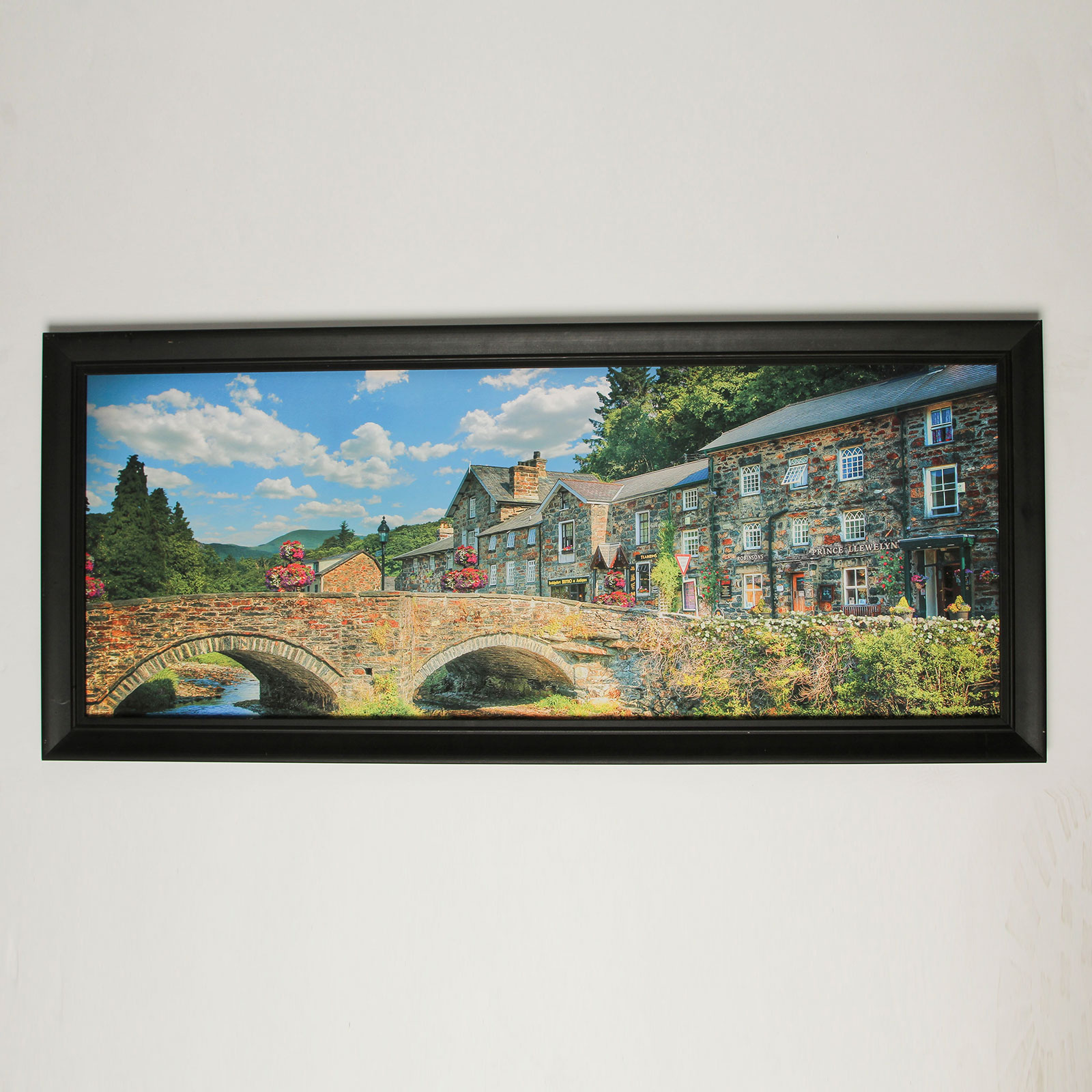 Картина в раме «Каменный мост»