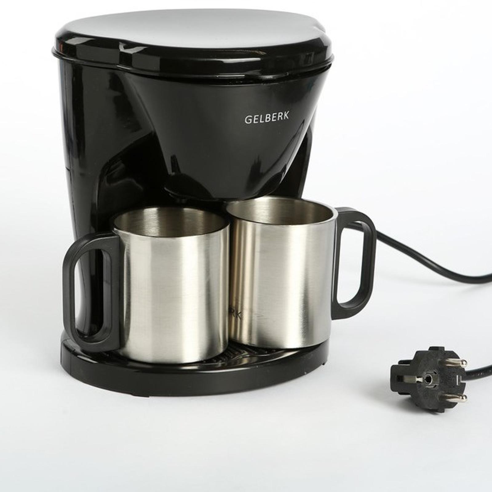 "Кофеварка ""Grand"" от Gelberg"