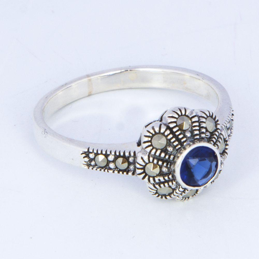 Кольцо «Синее облако»