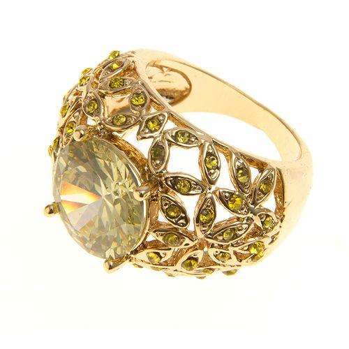 Кольцо «Роскошная орхидея»