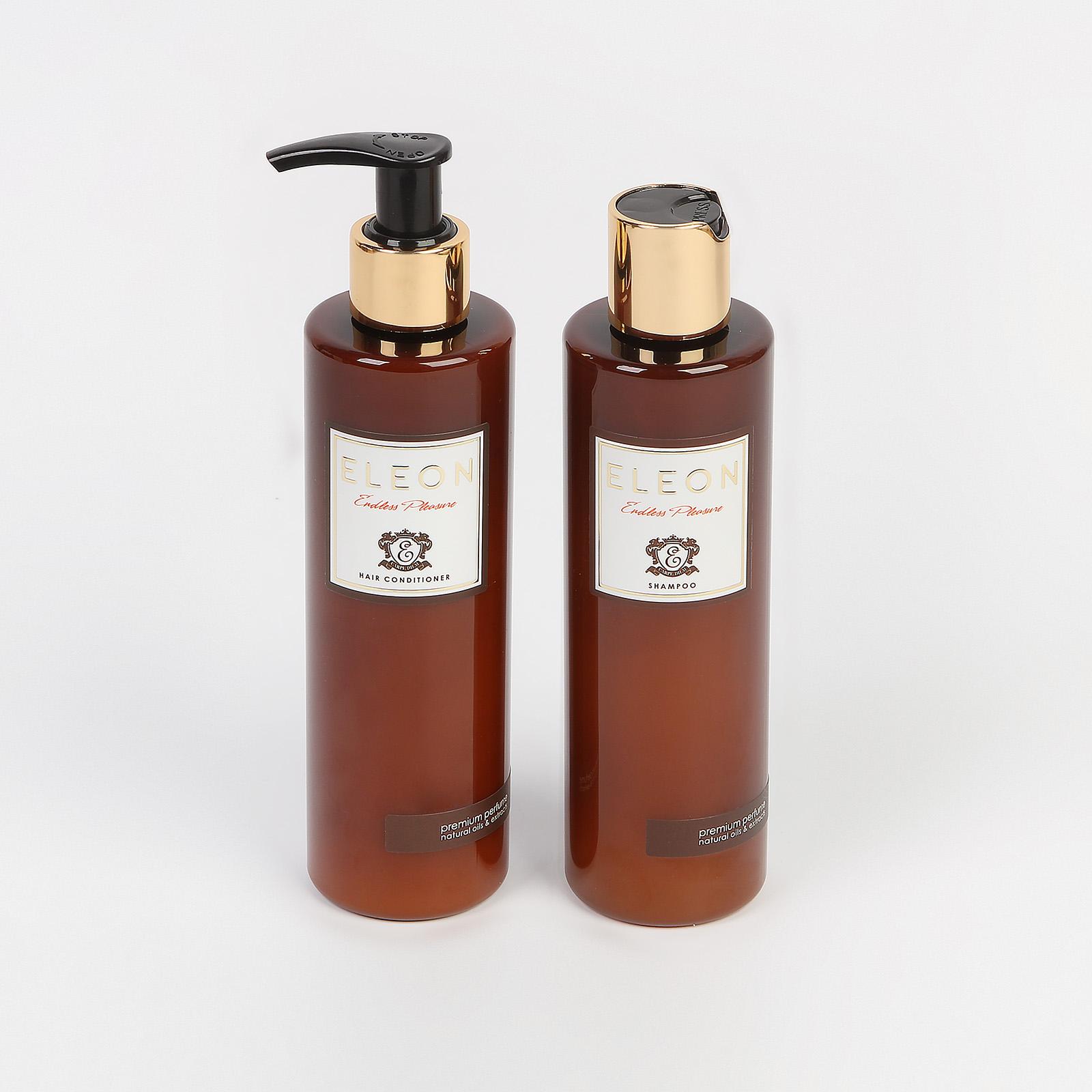 """Укрепляющий шампунь и бальзам """"Коллекция парфюмера"""" Пачули и Ваниль"""