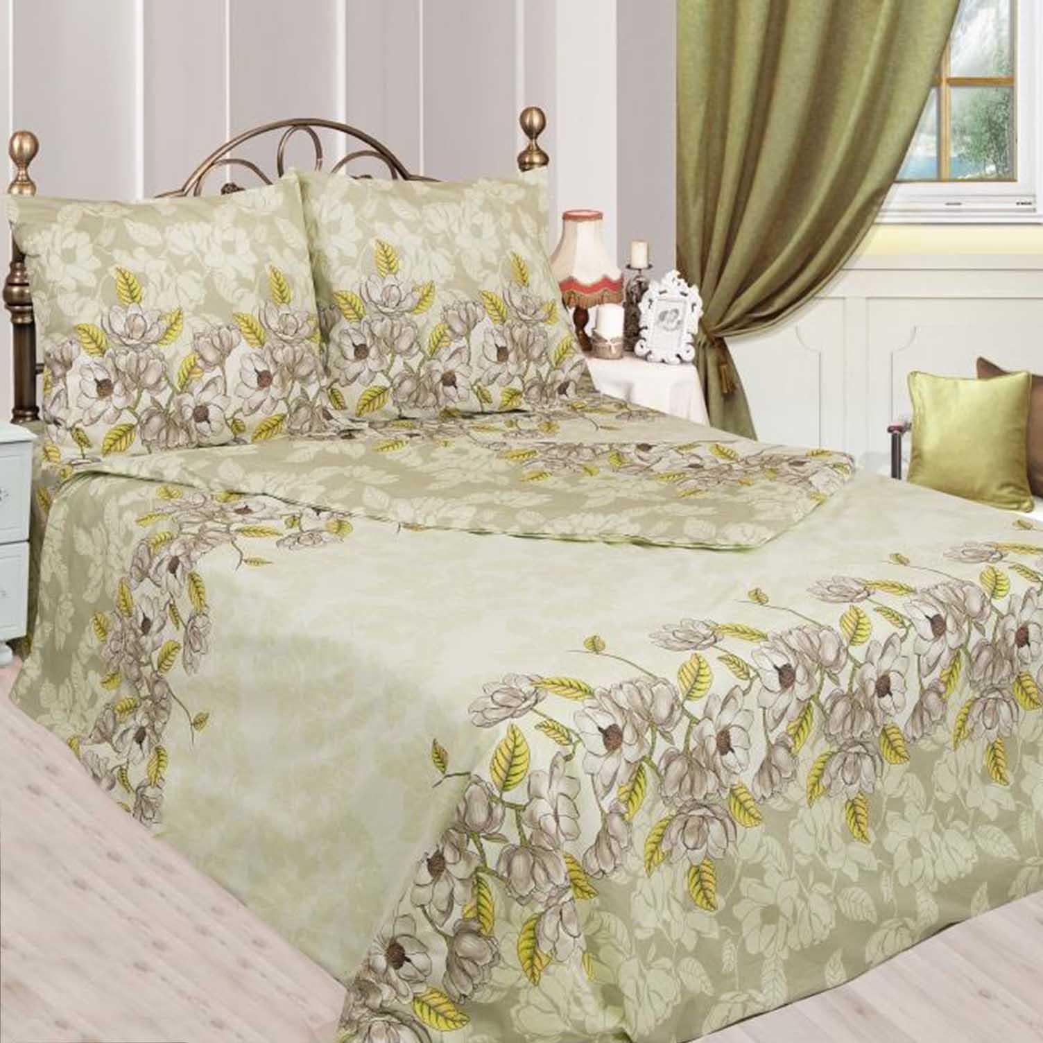 Комплект постельного белья «Дивный день»
