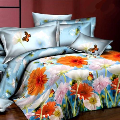 Комплект постельного белья «Июльский цветок»