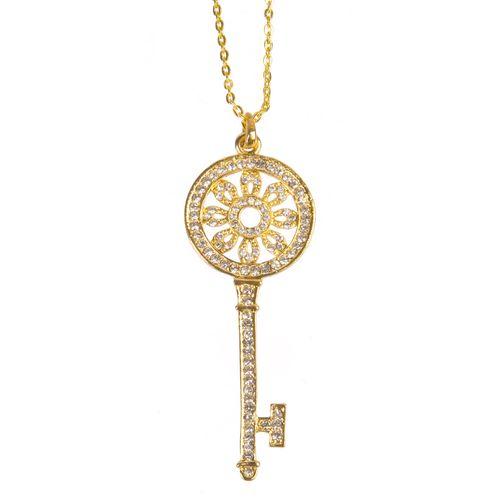 Кулон «Ключ удачи»