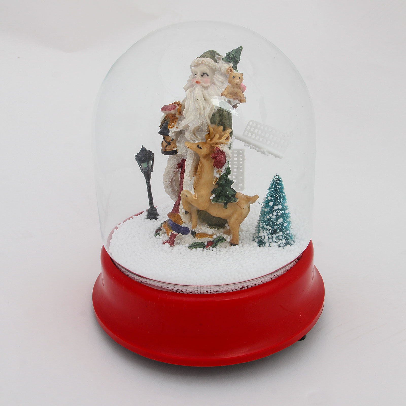 Волшебный музыкальный шар «Дед Мороз»