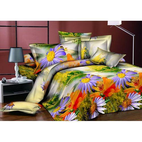 Комплект постельного белья «Свежий букет»