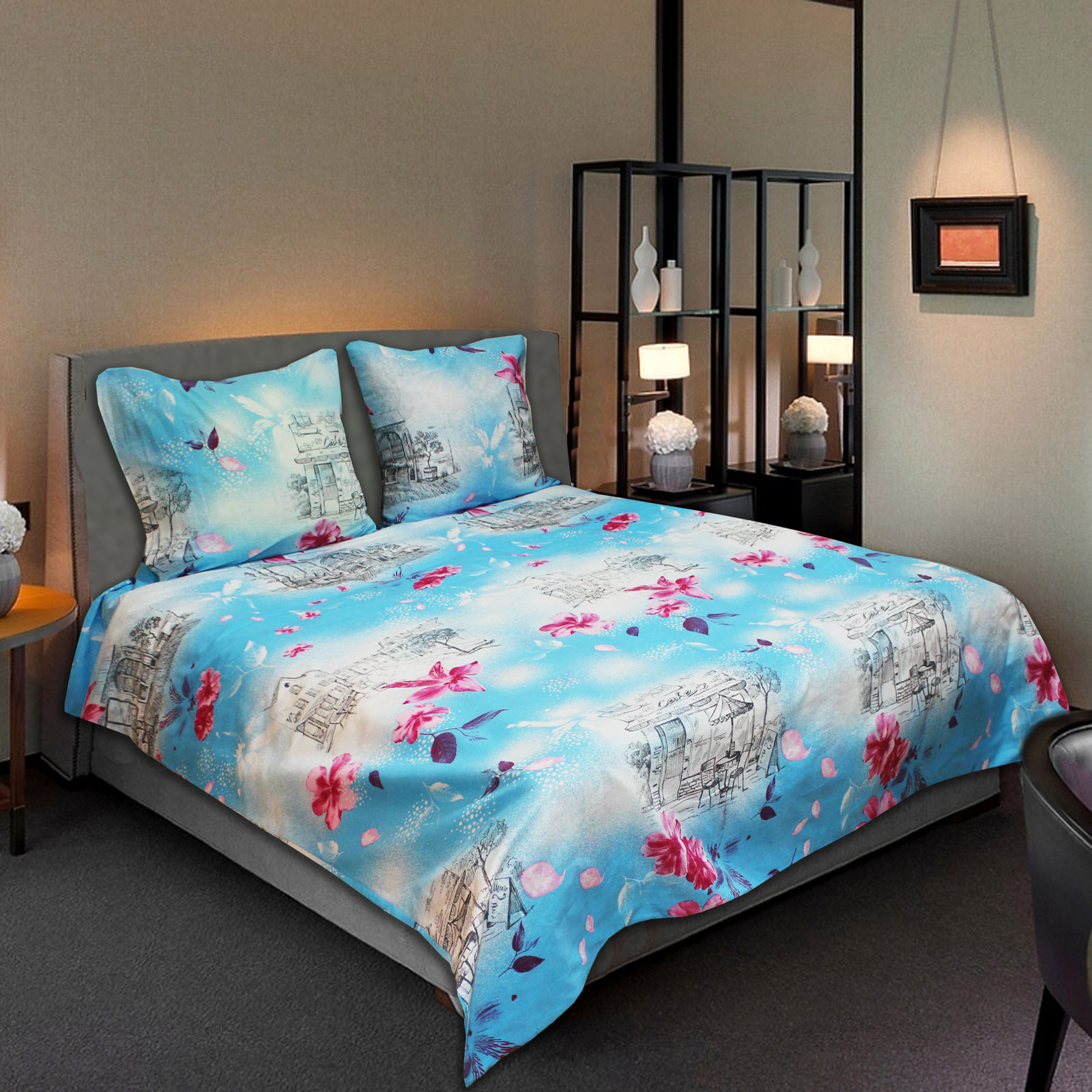 Комплект постельного белья «Утро в Париже»