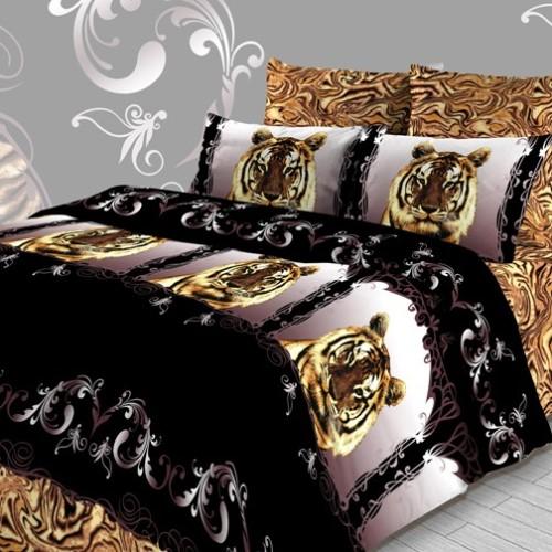 Комплект постельного белья «Бенгальский тигр»