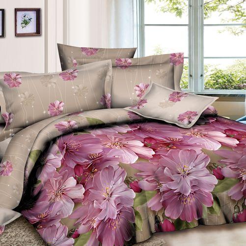 Комплект постельного белья «Розовое утро»