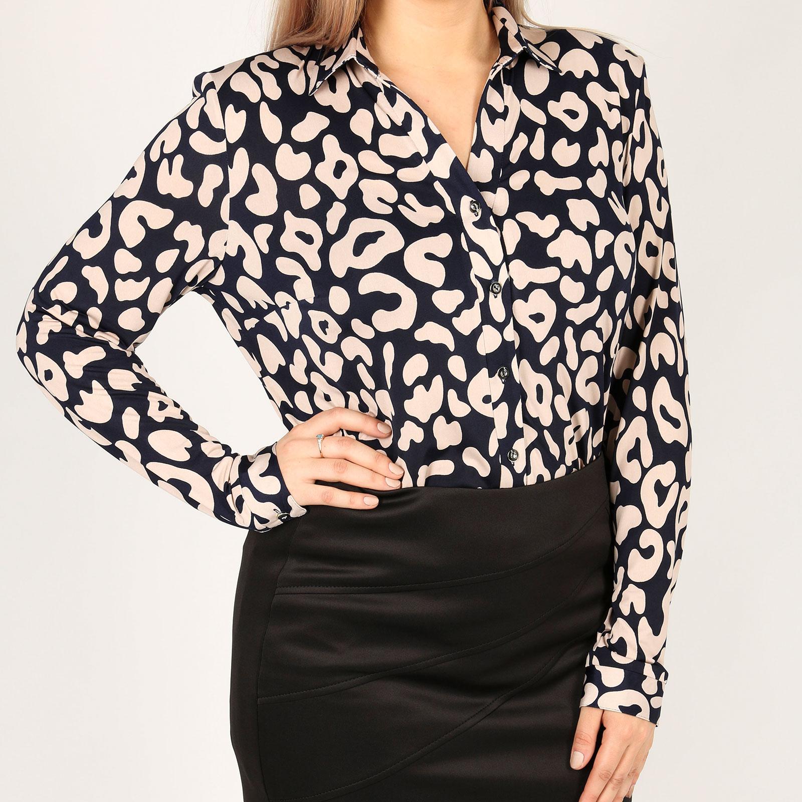 Купить блузку пуговицах