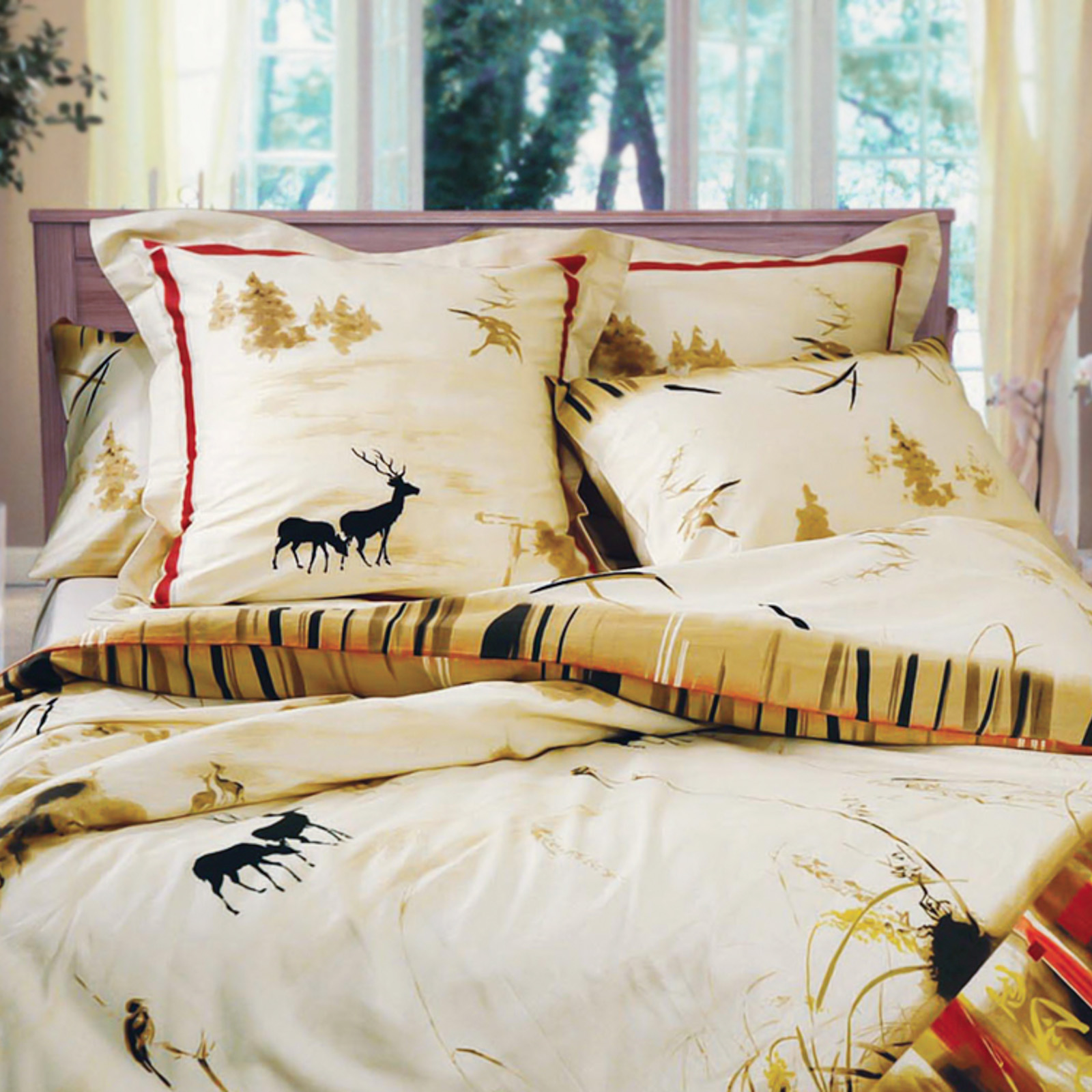 Комплект постельного белья «Путешествие в сказку»