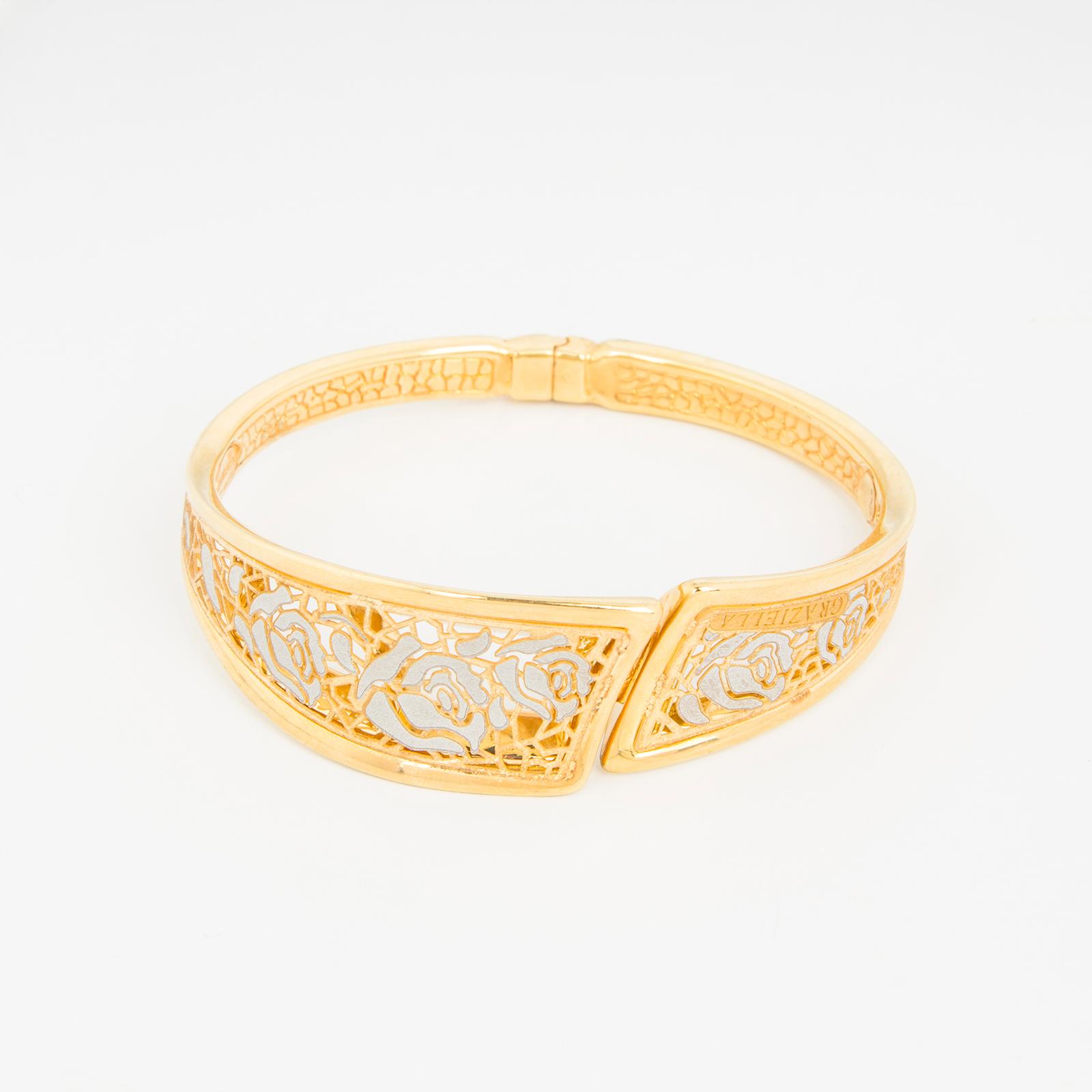 Серебряный браслет «Гарда»