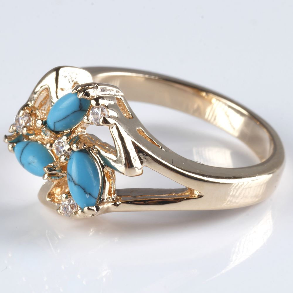Кольцо «Цветочное наслаждение»
