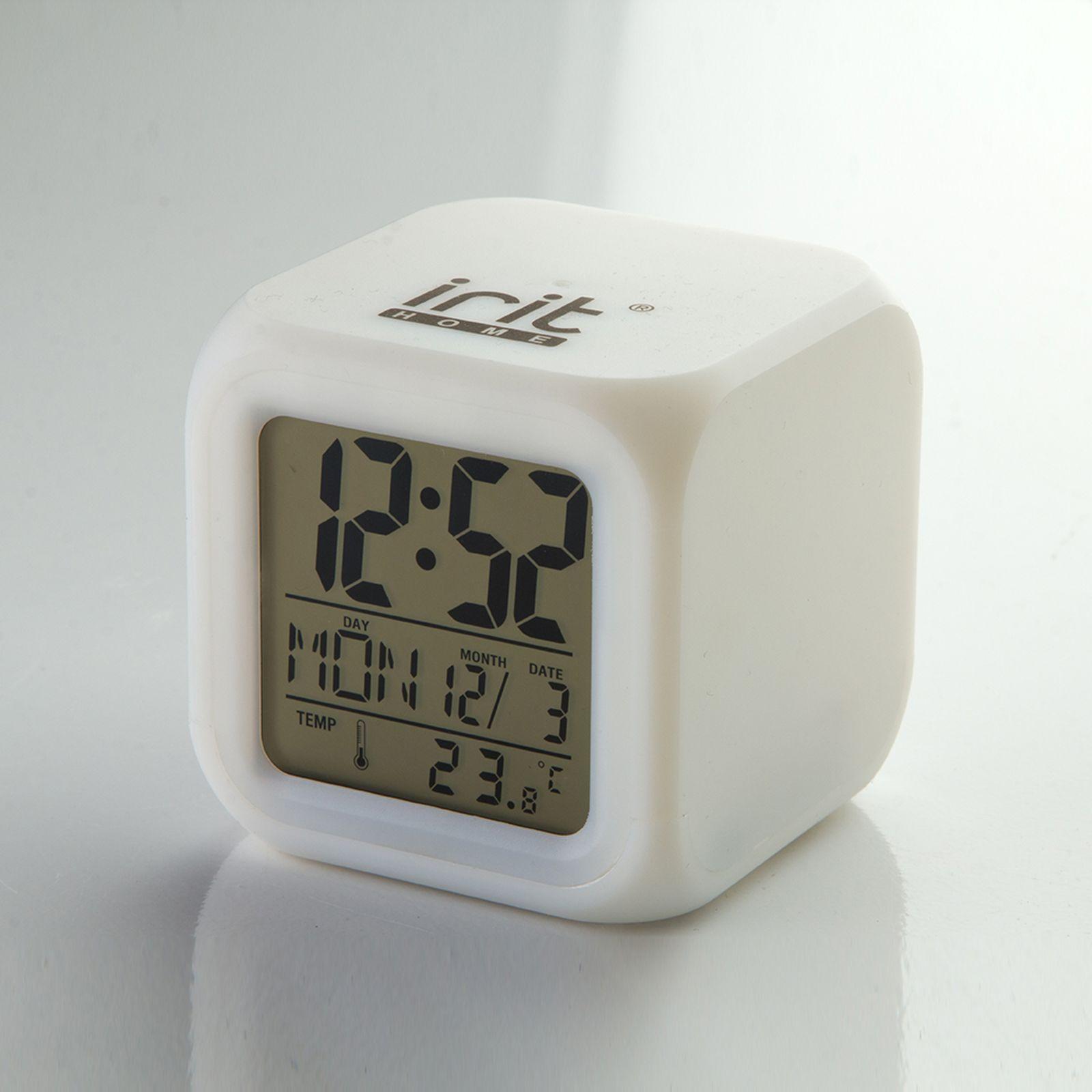 Волшебный будильник с календарем