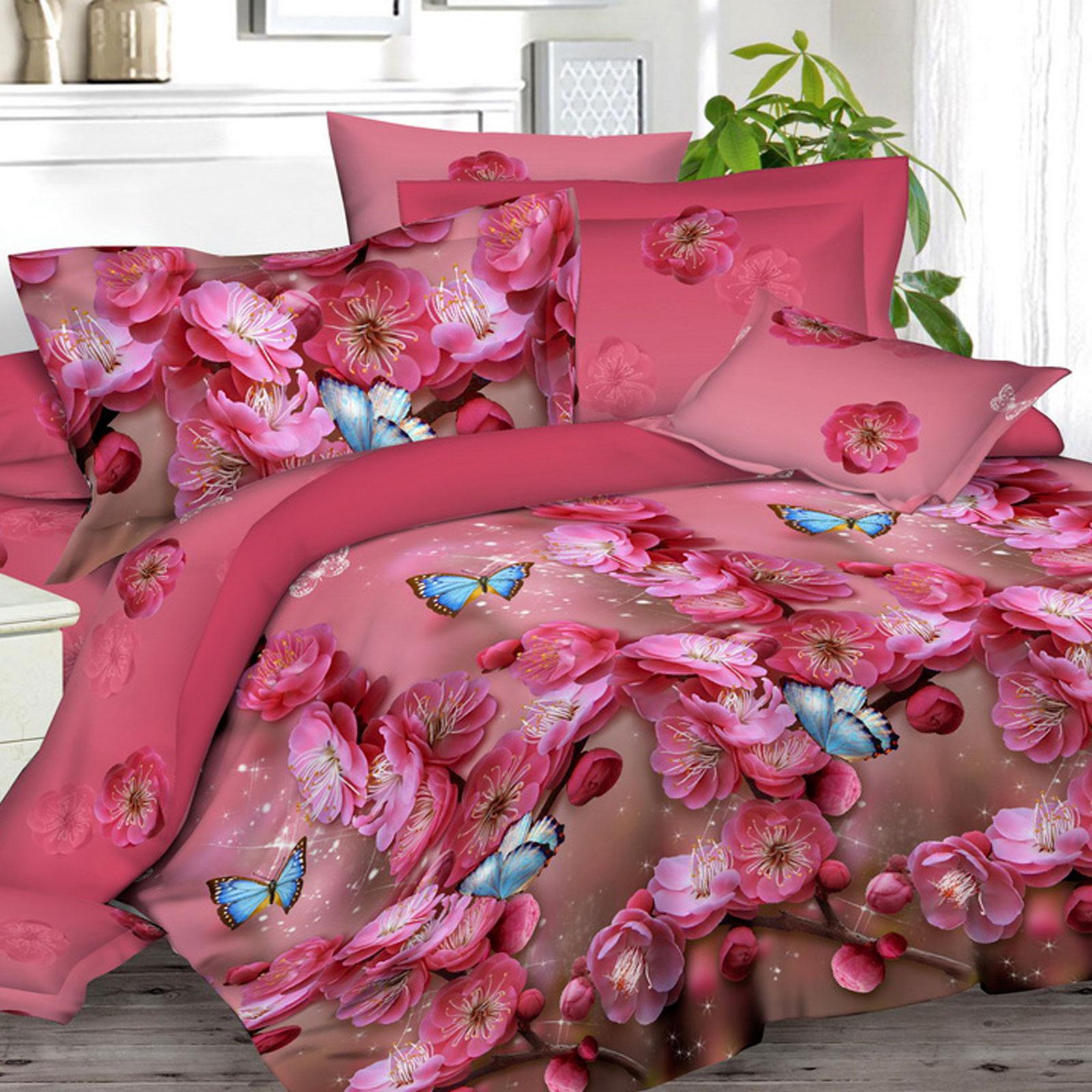 Комплект постельного белья «Райское искушение»