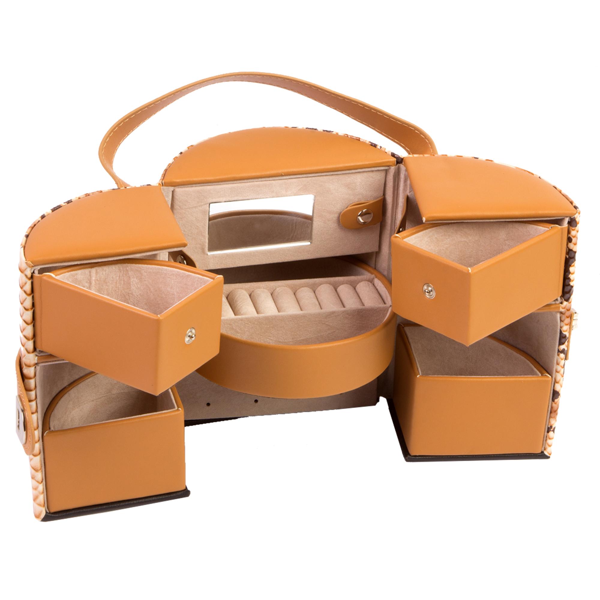 Шкатулка для хранения бижутерии «Акура»