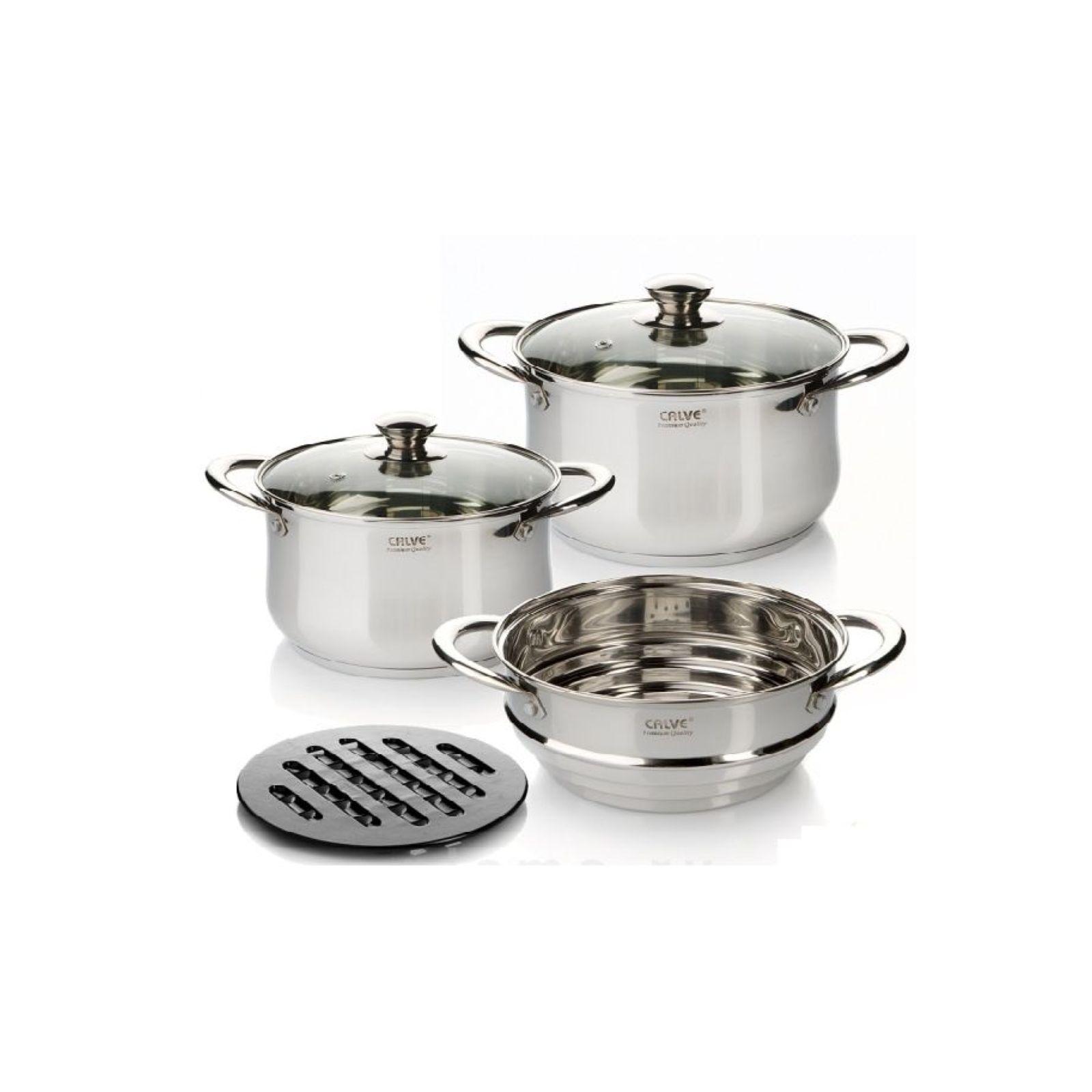 Набор кухонной посуды «Де люкс»